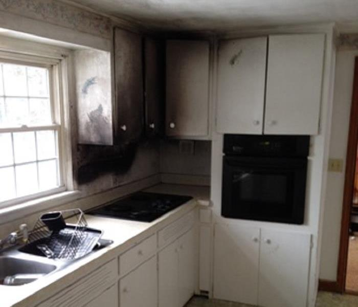 Providence Kitchen-Fire Cleaned After