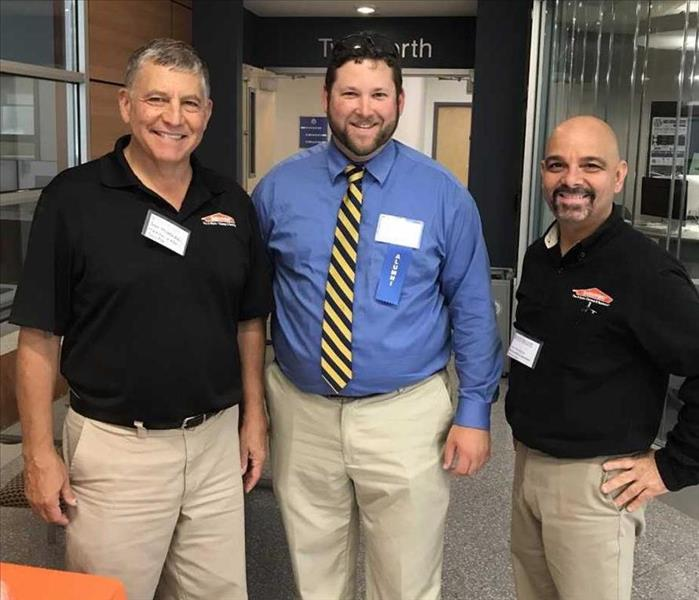 SERVPRO Attends NE Tech Event in East Greenwich