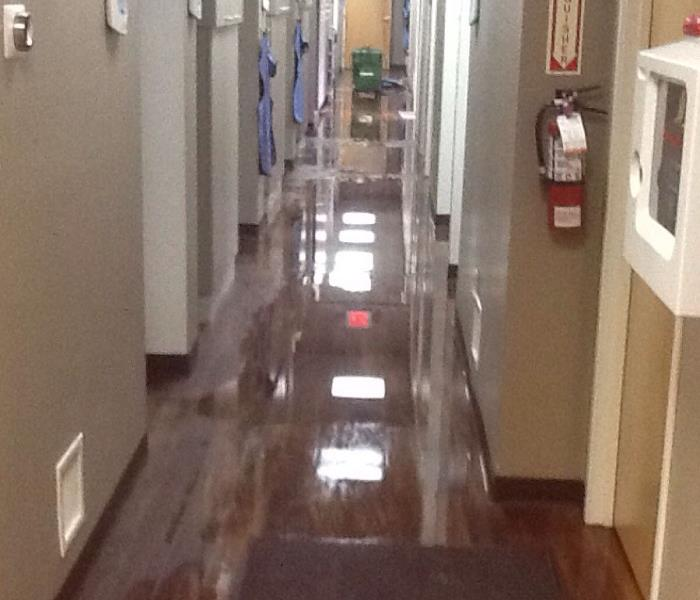 Commercial Flood Taken Care Of