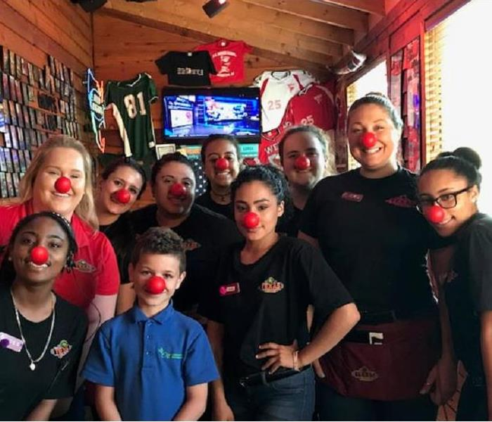 Red Nose Day - Texas Roadhouse