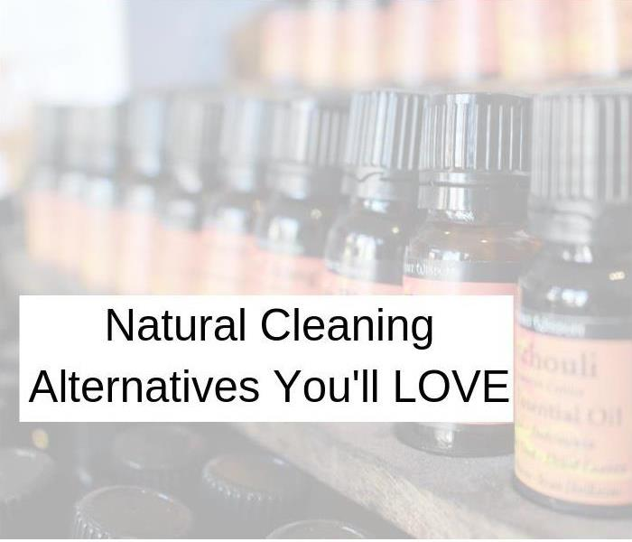 Cleaning Natural Cleaning Alternatives