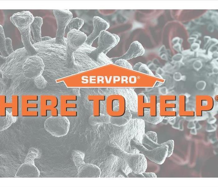 SERVPRO is here to help