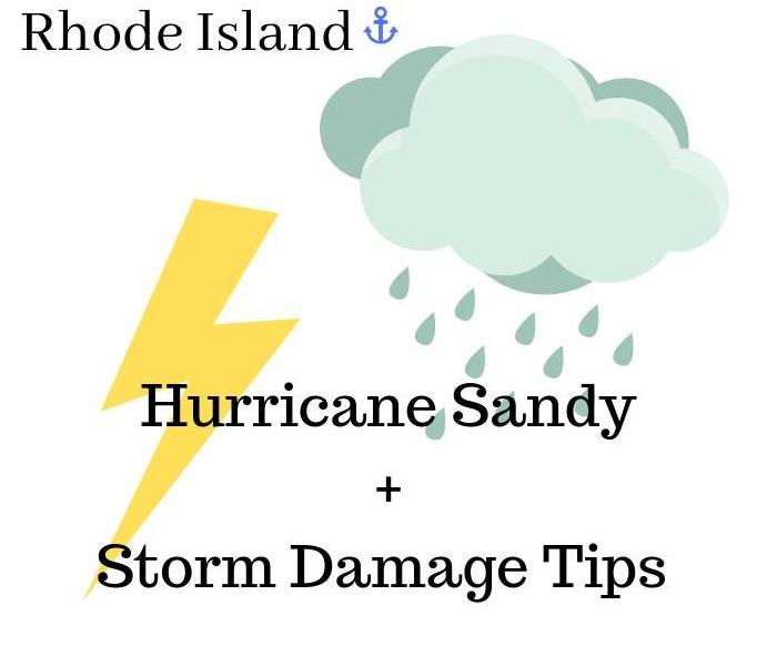 Storm Damage Hurricane Sandy + Tips for Rhode Island Businesses